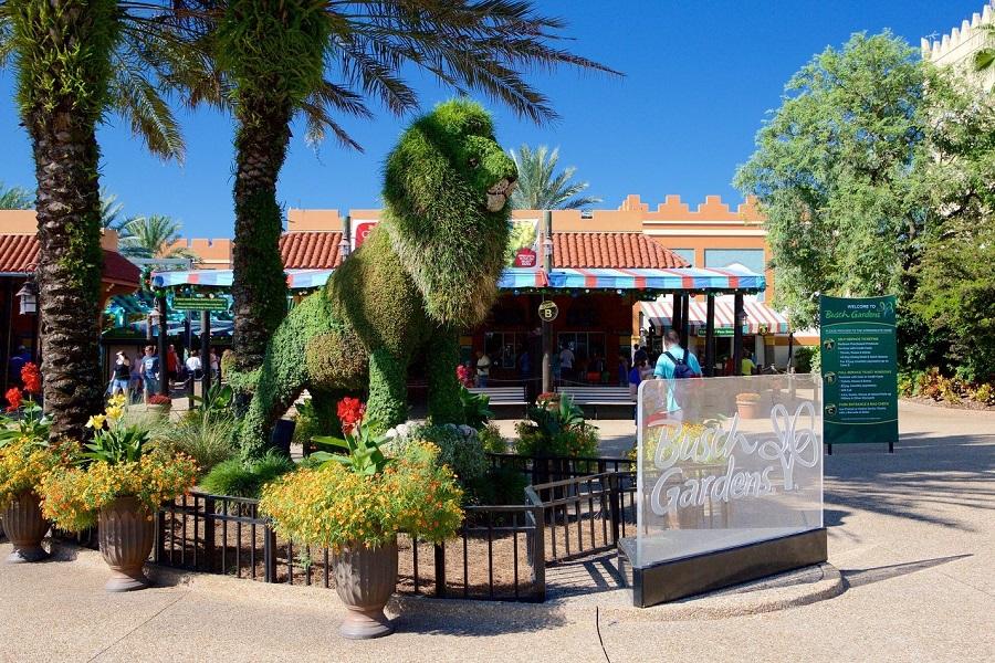 Busch Gardens Williamsburg 3 Tickets Williamsburg Vacation Packages