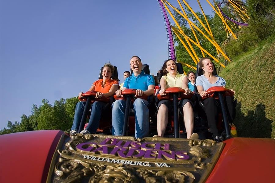 5 Day Hotel 2 Busch Gardens Tickets 159 Willaimsburg Vacation Packages