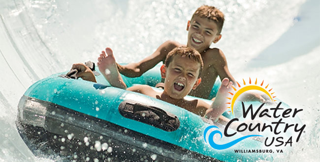 Water Country Usa Williamsburg Vacation Packages