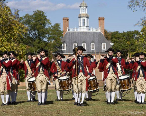 Williamsburg Fife Drum